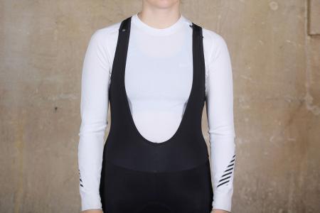 dhb Womens ASV Roubaix Bib Tight - straps front.jpg