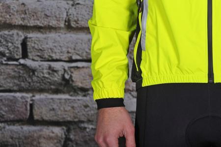 Funkier Attack WJ-1327 Gents Waterproof Jacket - cuff.jpg