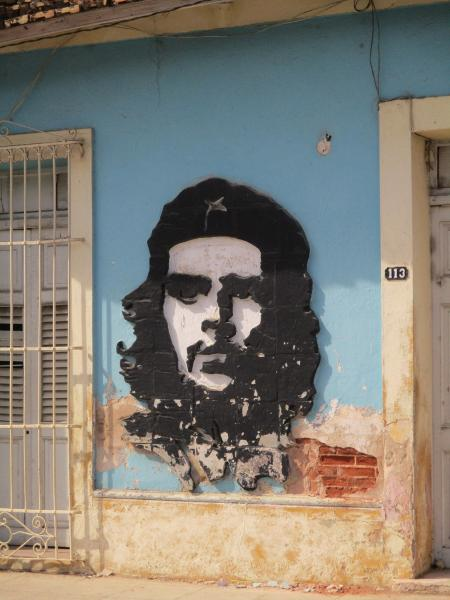 Images of Che are everywhere.jpg
