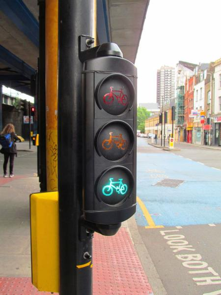 Low Level Cycle Signals