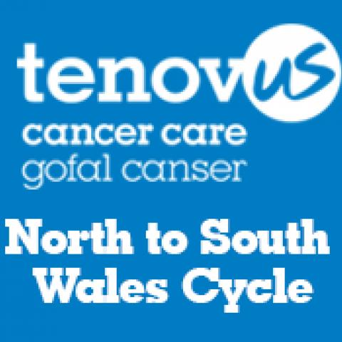 Tenovus Cancer Care North to South Wales Cycle