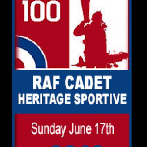 RAF CADET HERITAGE SPORTIVE