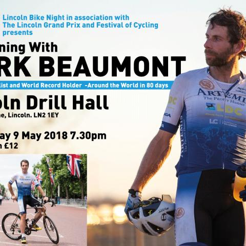 An Evening With Mark Beaumont poster