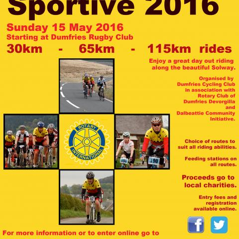 Solway Sportive Poster