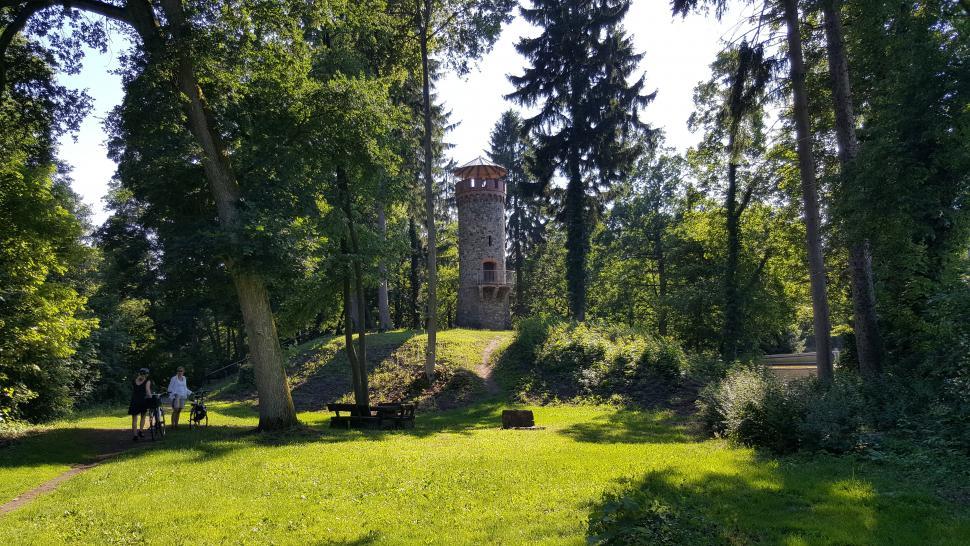 Tower by Werbellinsee