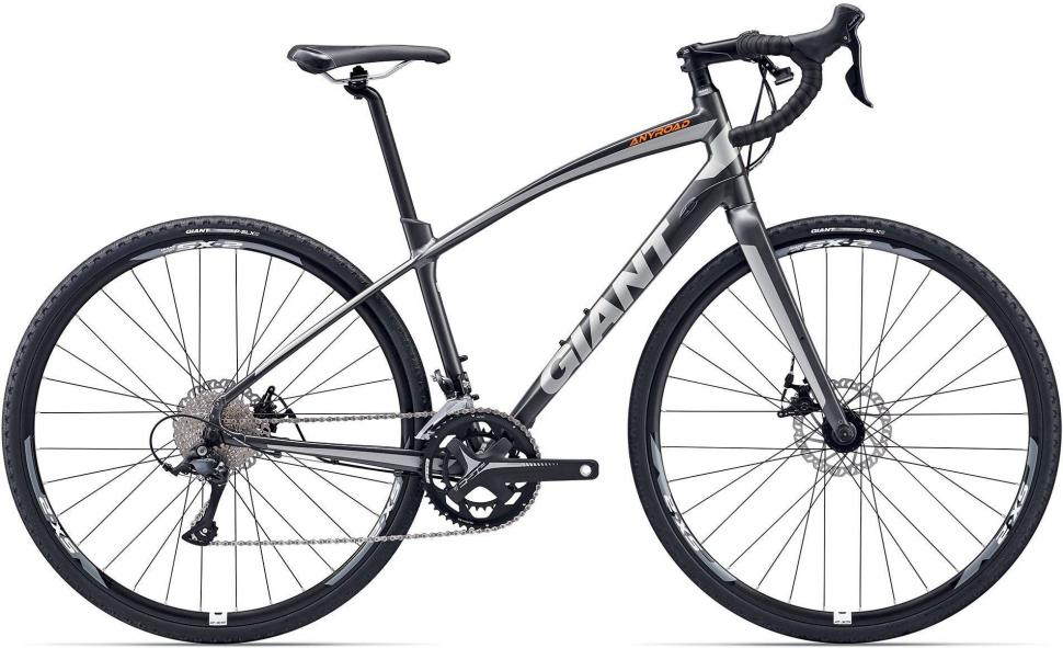 Велосипеды Giant AnyRoad