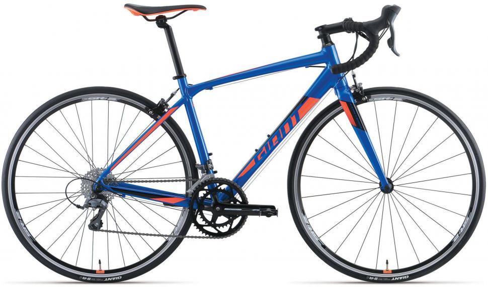 Велосипед Giant Contend 2