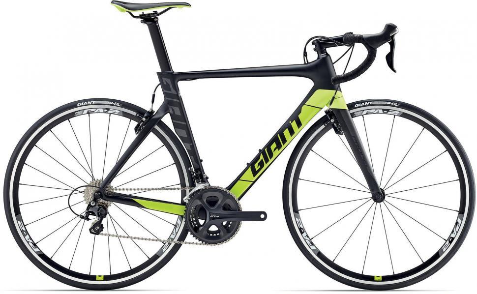 шоссейный велосипед Giant Propel Advanced