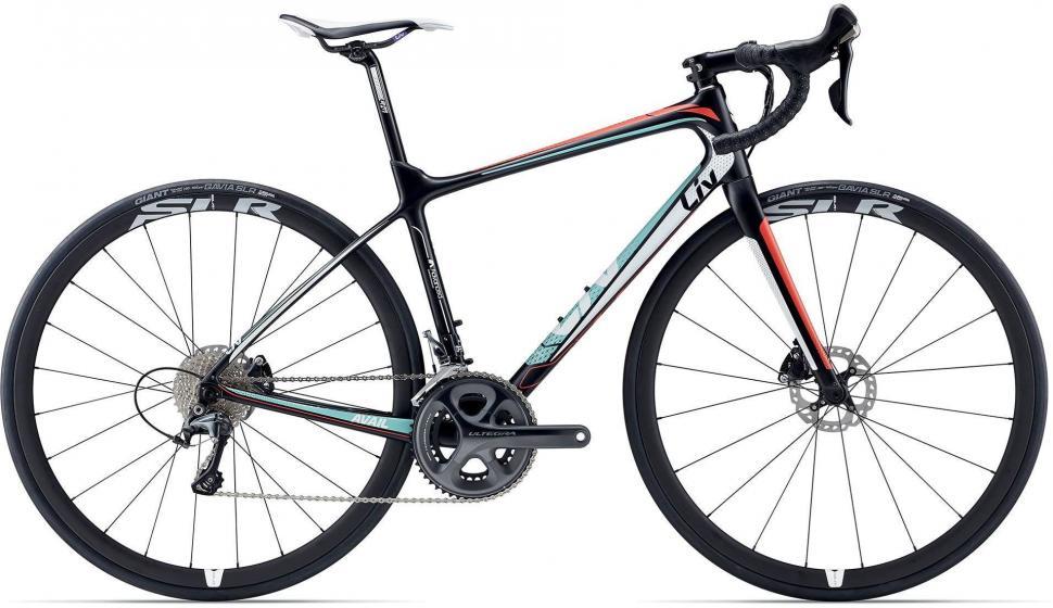 Велосипеды Giant Liv Avail
