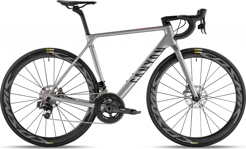 2018 Canyon ultimate cf slx disc 9 sl
