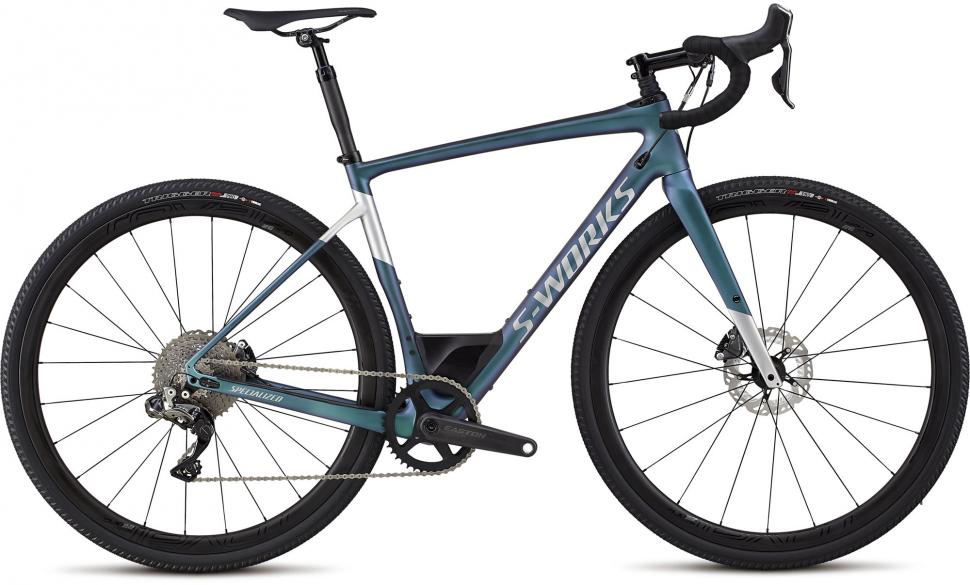 2018 Specialized Men's S-Works Diverge