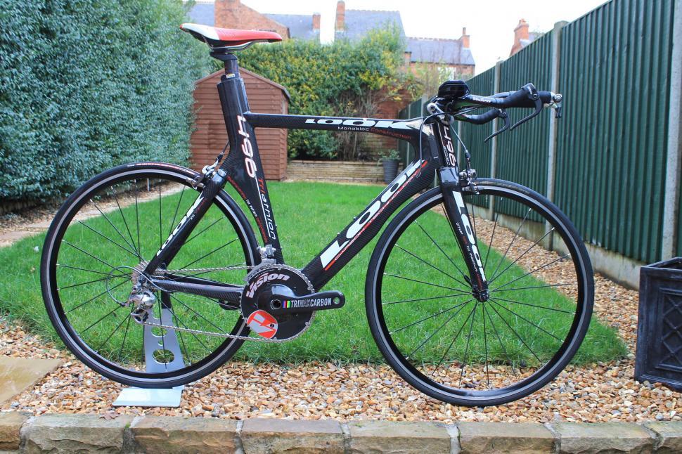 For Sale Look 496 Triathlon Tt Bike 1200 00