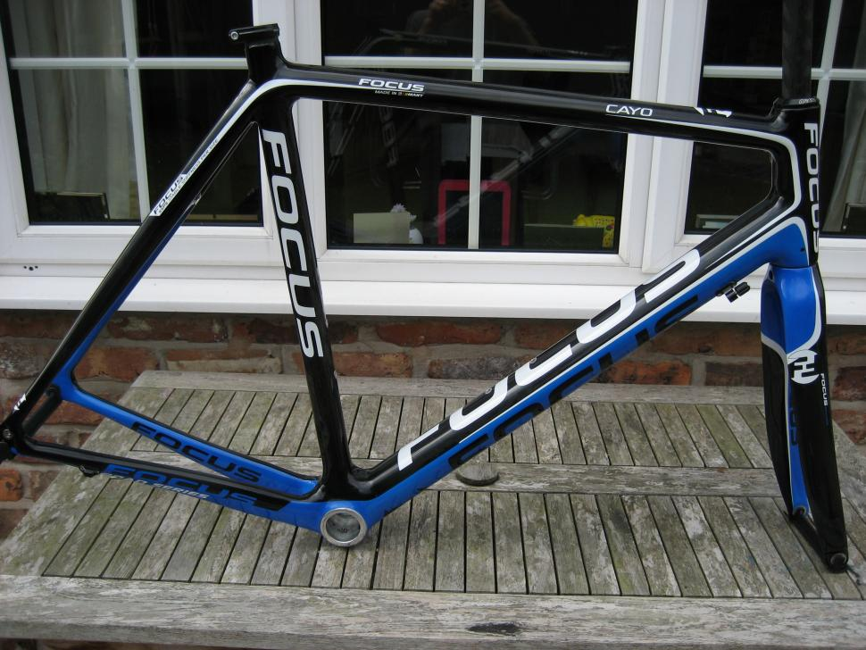 For Sale Focus Cayo Evo Carbon Road Frame And Forks 450