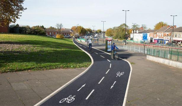 Local Councillors Say Cycle Path Will Spoil Birmingham