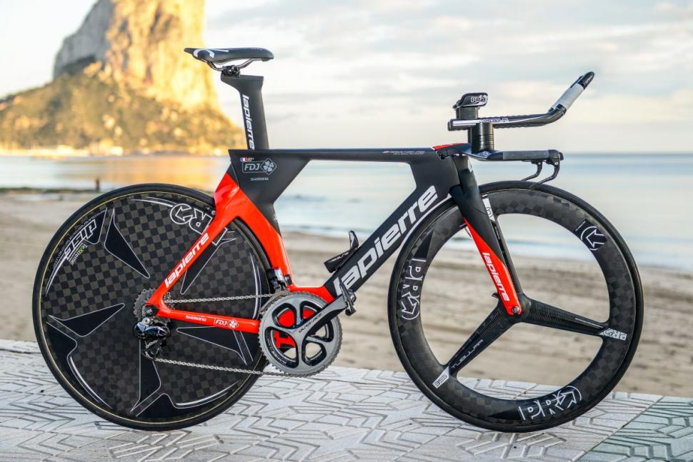 Lapierre Unveils New Aerostorm Drs Time Trial Bike