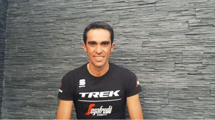 2-time Tour de France victor  Alberto Contador to retire