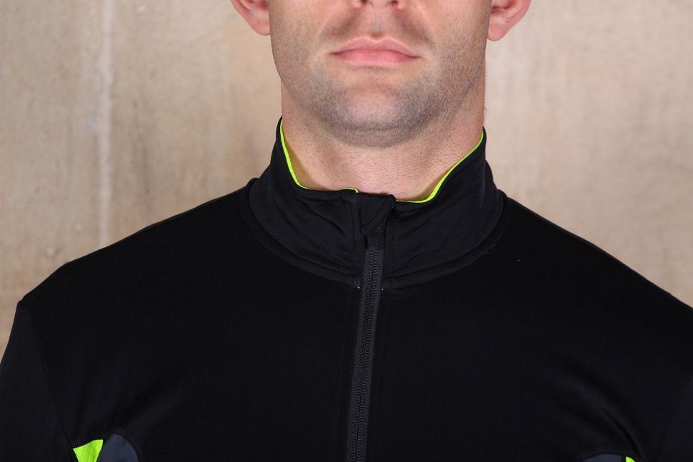 Aldi Performance Cycling Jersey - collar.jpg