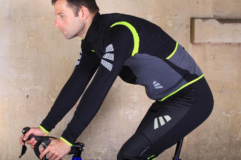 Aldi Performance Cycling Jersey - riding.jpg