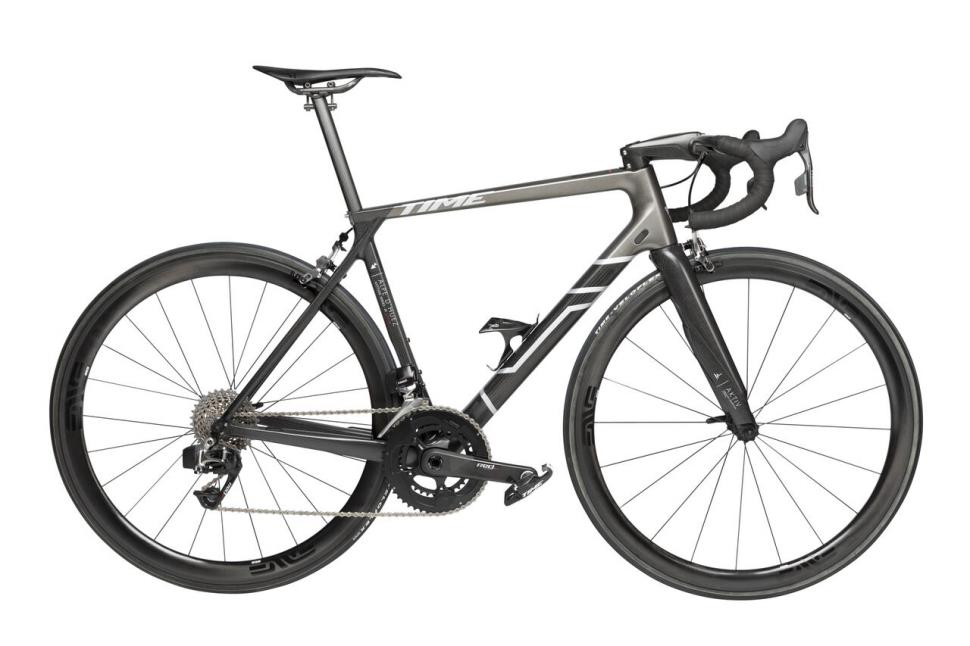 Time launch the Alpe d\'Huez \'altitude\' bike, their lightest yet ...