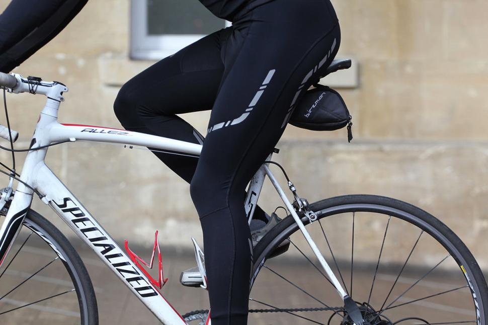 Altura Peloton Night Vision Windproof Bib Tights - riding.jpg