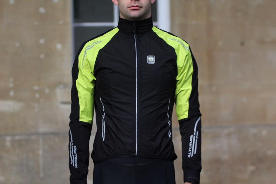 Review: Altura Podium Night Vision Waterproof Jacket | road.cc