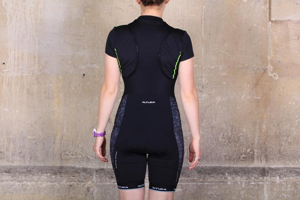 Altura Womens Peloton Progel Bib Short - back full.jpg