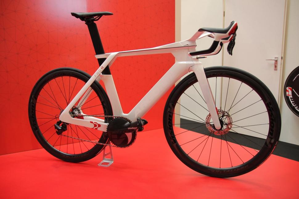 Argon 18 Develops Concept Bike With Real Time Aerodynamics