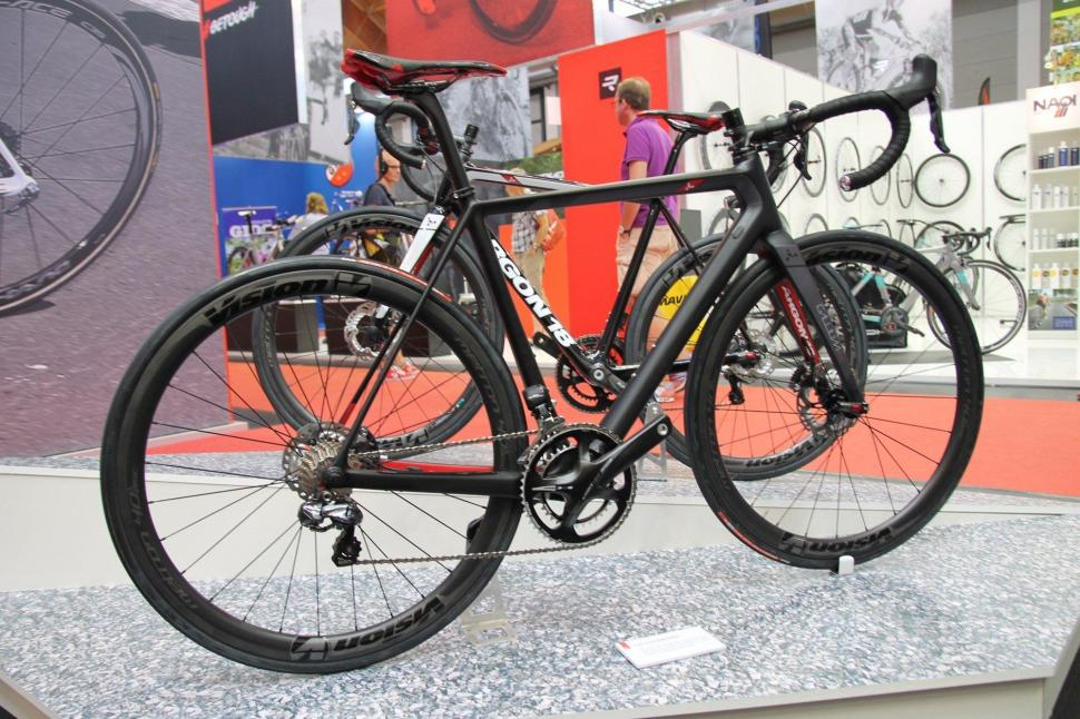Argon 18 Unveils Gallium Pro Disc Race Bike At Eurobike