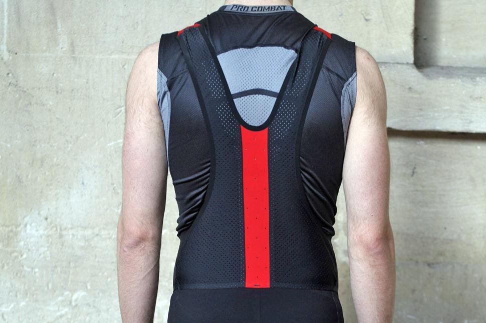 Ashmei Mens Cycle Bib Shorts - straps back.jpg