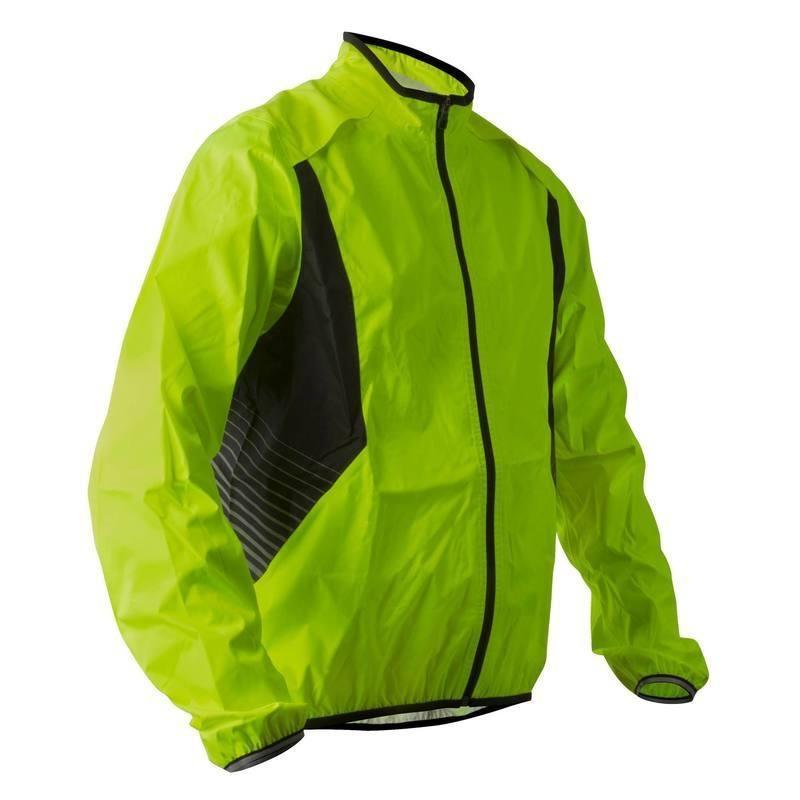 B'Twin 500 Hi Vis Waterproof Cycling Jacket .jpg