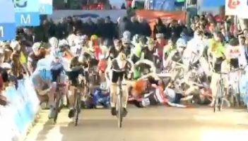 Belgium U23 Cyclo-cross huge crash video still.JPG