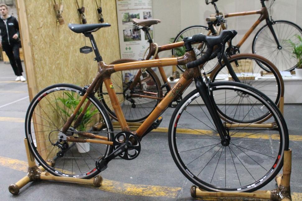 berlin bike show 2016 wooden 16jpg - Wooden Bike Frame