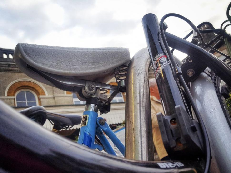 Halfeatenride Campaign Launched To Highlight Issue Of Bikes Stripped