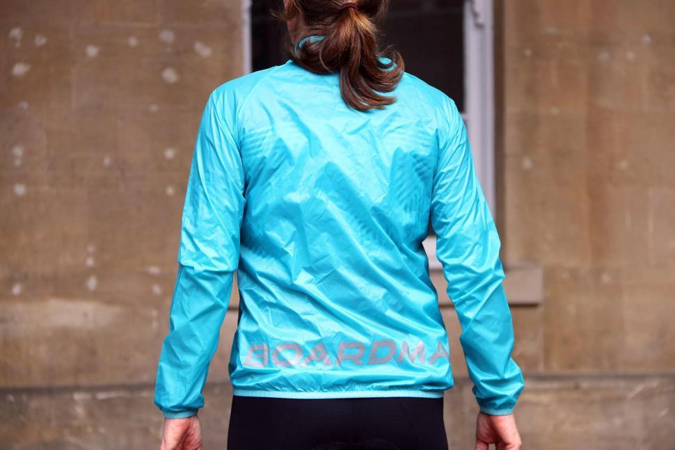 Boardman Womens packable Jacket - back.jpg