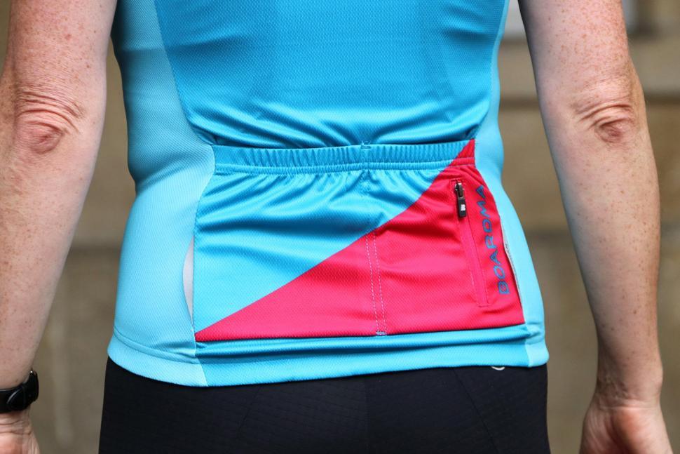 Boardman Womens Short Sleeve Jersey - pockets.jpg