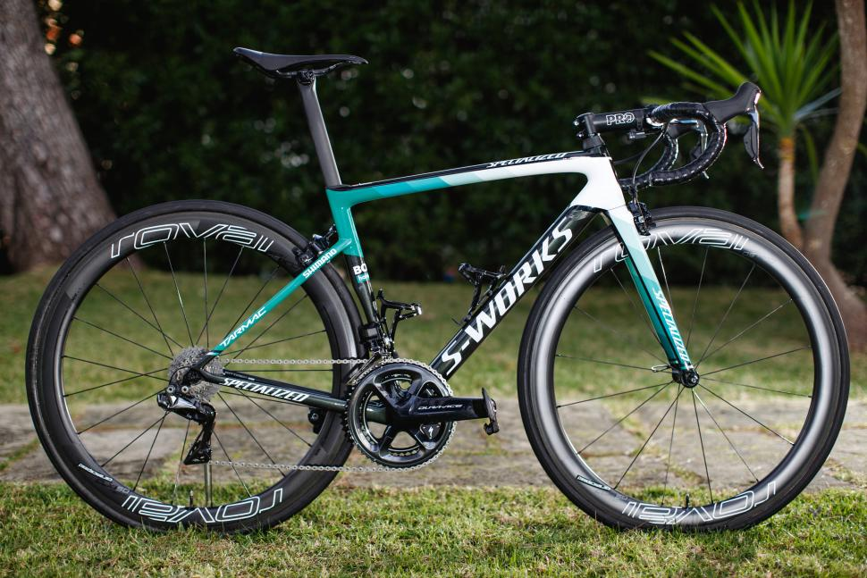 Pro Bike New Colours For Bora Hansgrohe S Specialized