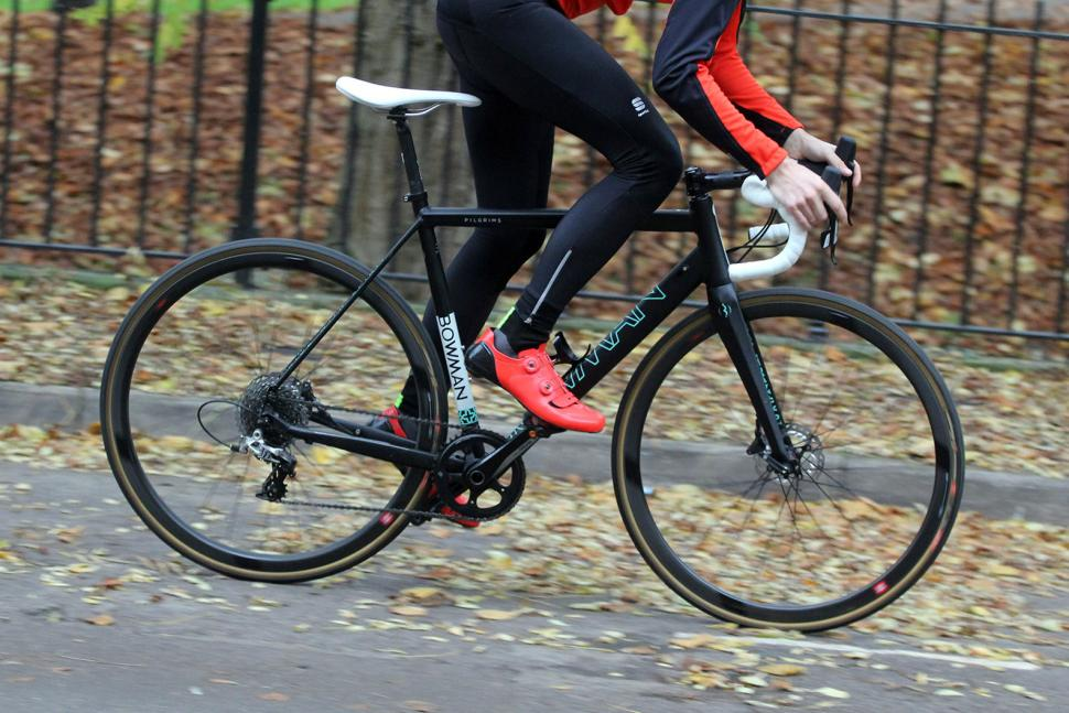 Just In Bowman Cycles Pilgrims With Sram Rival 1