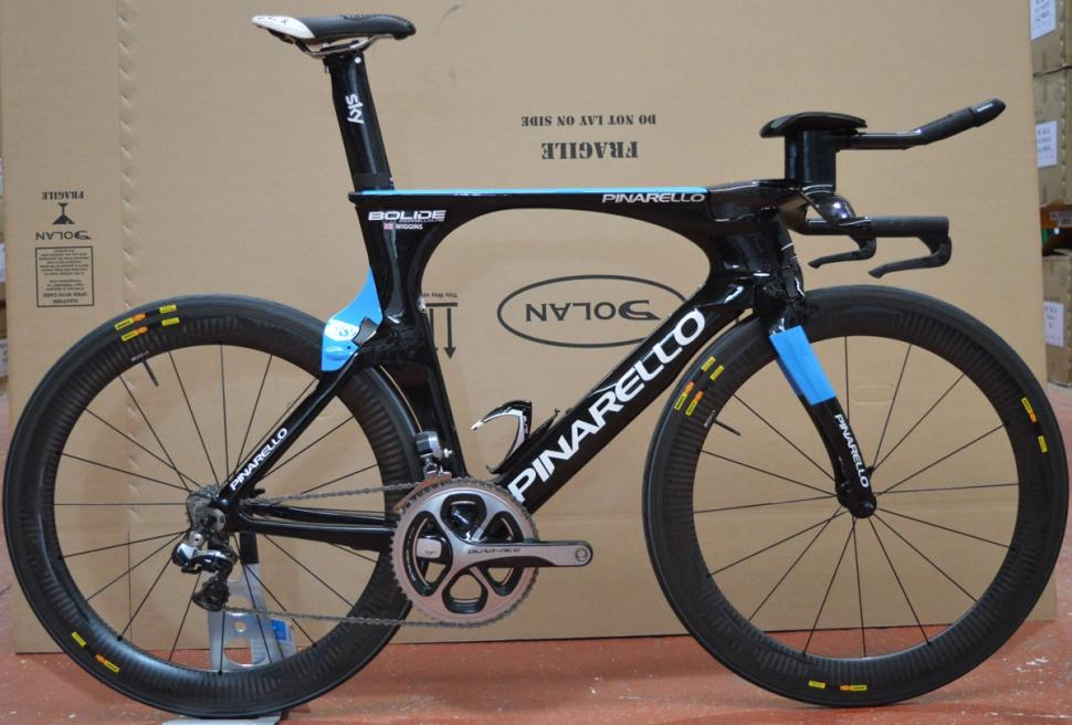 Buy Wiggo S Team Sky Time Trial Bike Road Cc
