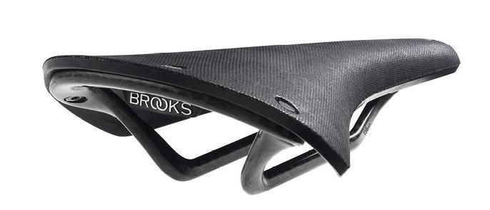 Велосипедное седло Brooks