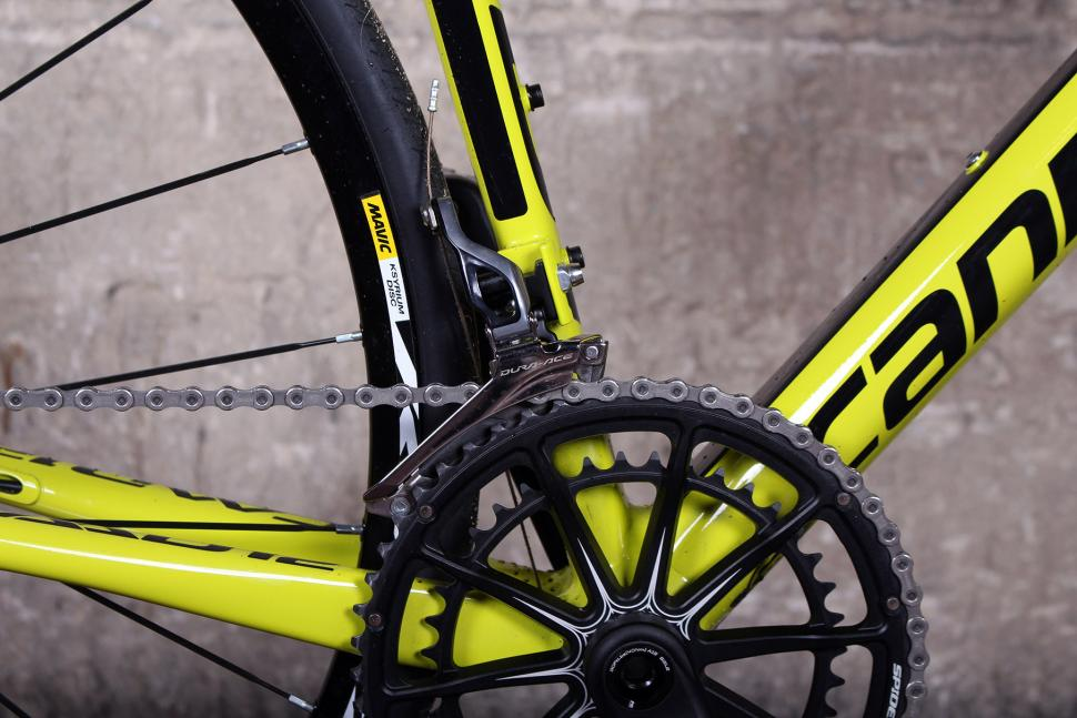 Cannondale CAAD12 Disc - front mech.jpg