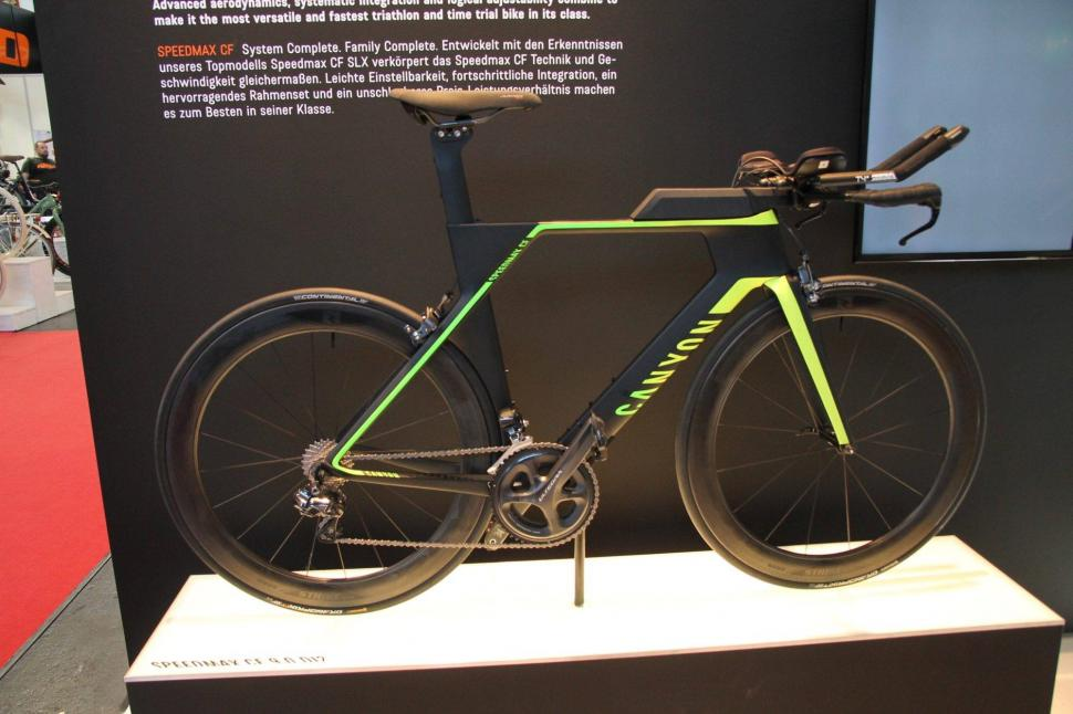 Canyon Launches Affordable Time Trial Bike With New