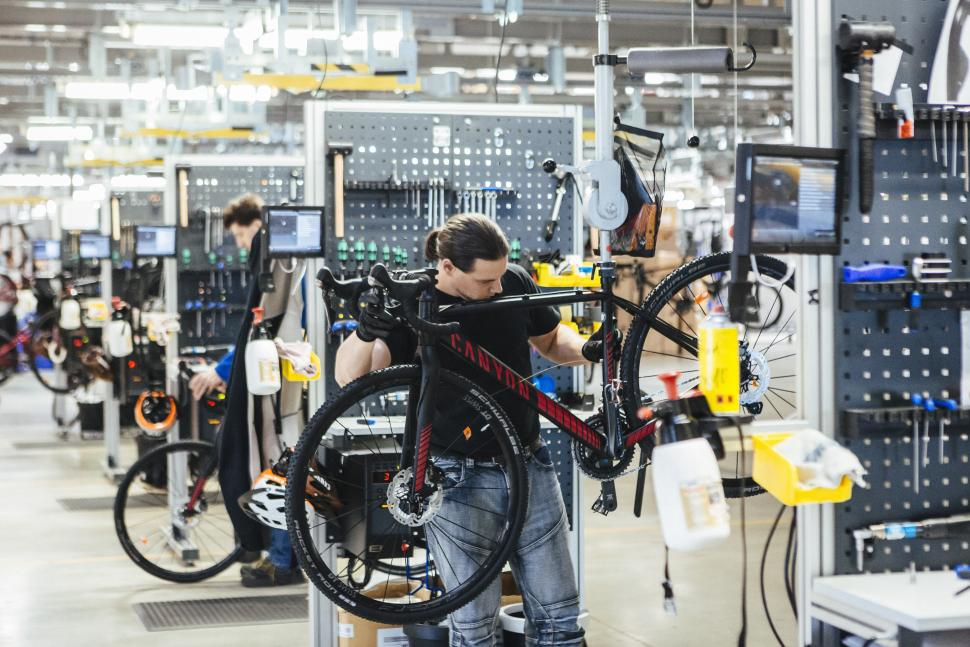 Canyon Bikes: Behind the website