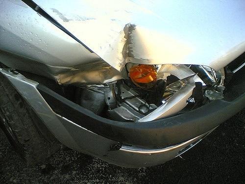 Car crash (CC licensed by stephalicious via Flickr).jpg