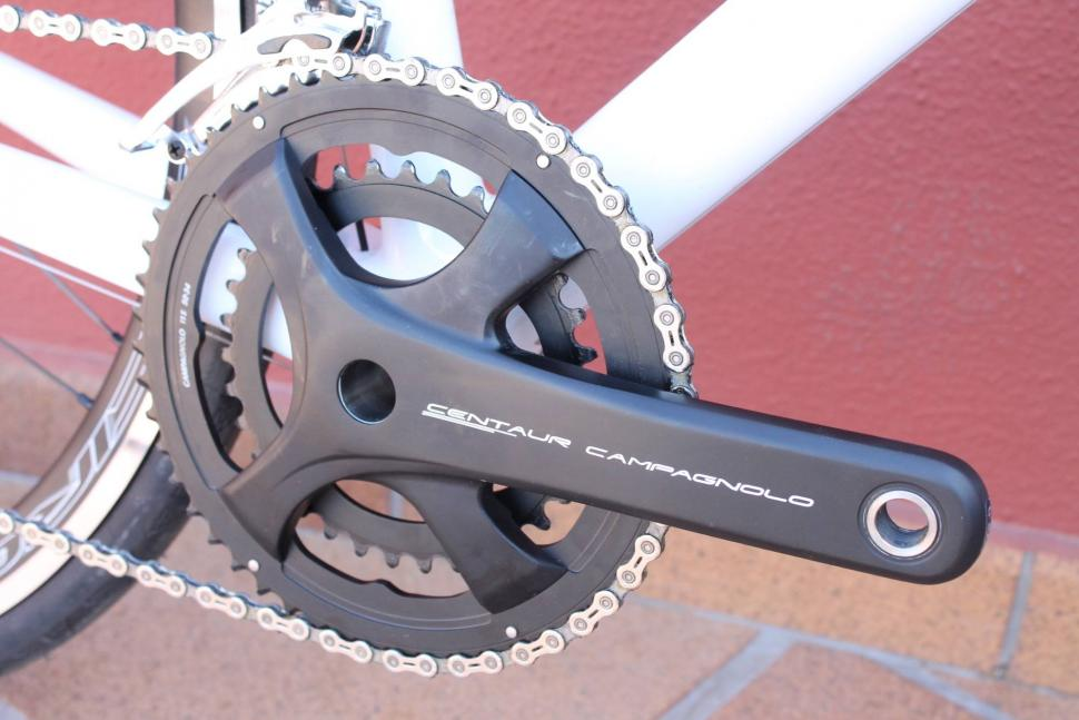Updated First Ride Campagnolo Relaunches Centaur 11