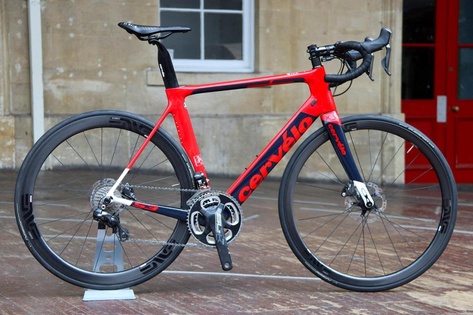 Video Unboxing Cervelo S3 Disc Aero Bike With Disc