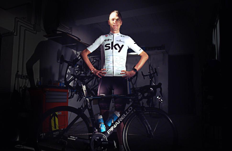 Chris Froome, Team Sky
