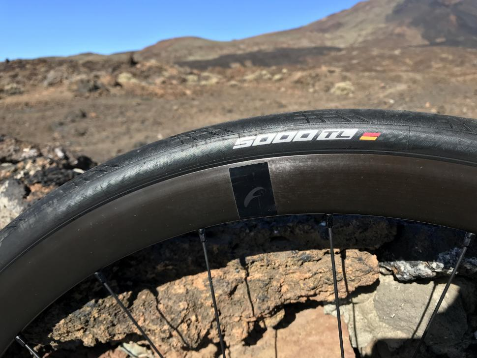 Continental Grand Prix 5000 Tyre With Tubeless Option