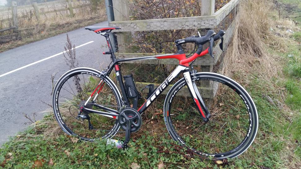For Sale 11 Speed Ultegra 2015 Cube Agree Gtc Race With Wheel