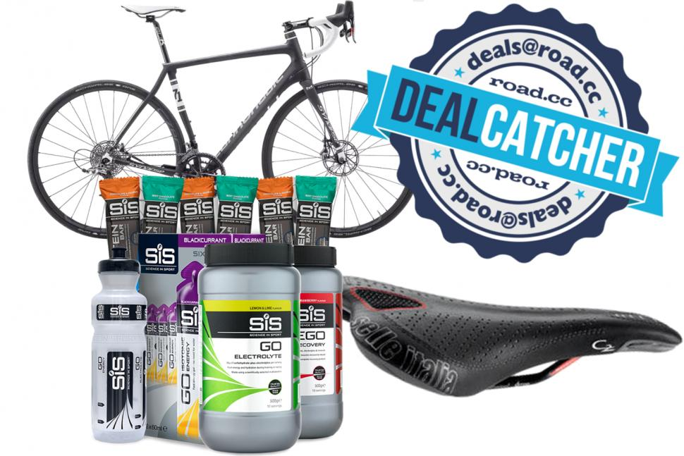 great cycling deals on saddles supplements and a synapse