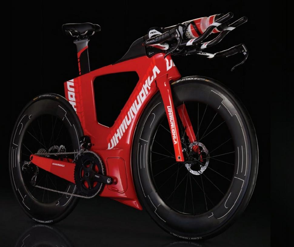 Wow Diamondback Reveals The Fastest Triathlon Bike In